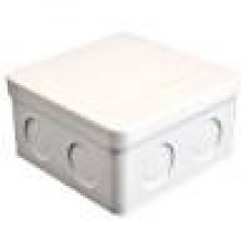 Коробка разветвительная ОП 7 выходов IP54 105х105х56 полипропилен белый