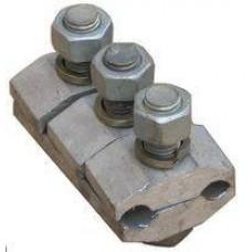 Зажим плашечный ПА-2-2 (трехболтовой)
