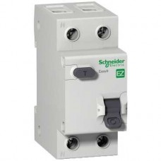 Дифф автомат 1П+N 10А хар-ка C 4,5кА 30мА AC -S- Easy9 Schneider Electric  EZ9D34610