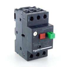 Автомат защиты двигателя 3П 1-1,6А 100кА 690В GZ EasyPact Schneider Electric  GZ1E06