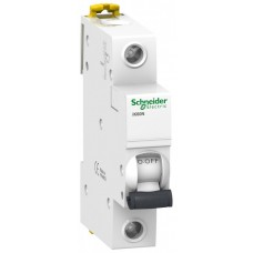 Автомат 1П 6A хар-ка C 6кА iK60 Acti9 Schneider Electric