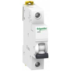 Автомат 1П 10А хар-ка C 6кА iK60 Acti9 Schneider Electric  A9K24110