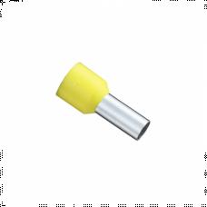 Наконечник штыревой втулочный изолированный НШвИ 6,0-12 (уп 50шт) EKF