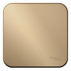 Выключатель Бланка 1ОП б/п 10А IP20 в сборе титан  BLNVA101014