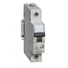 Автомат 1П 10А хар-ка C 6кА TX3 Legrand  404026