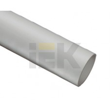 Труба ПВХ жесткая гладкая d20 серая 3м (93м) IEK