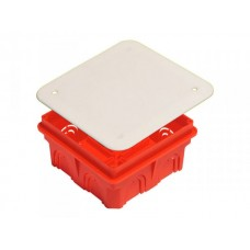 Коробка разветвительная 90х90х48,5 IP20 10 вводов (91 шт/кор)
