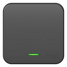 Выключатель Бланка 1ОП с/п 10А IP20 в сборе антрацит  BLNVA101116