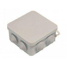 Коробка 100х100х50 IP55 7 вводов (74 шт/кор)