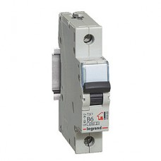 Автомат 1П 40А хар-ка C 6кА TX3 Legrand  404032