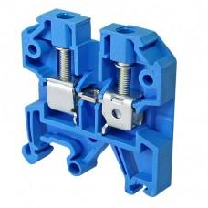 Зажим наборный ЗНИ-4мм2 JXB35А синий IEK  YZN10-004-K07