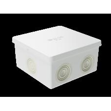 Коробка ответвительная с кабельными вводами IP44 80х80х40 ДКС