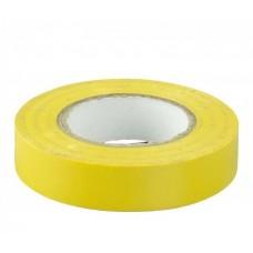 Изолента 0,13х15 мм желтая 20 метров ИЭК