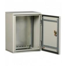 Корпус металлический ЩМП-1-0 74 IP65 395х310х220 GARANT IEK