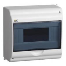 Корпус пластиковый КМПн 2/9-2 IP31 для 9 модульных автоматов IEK