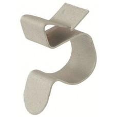 Клипса для крепления трубы к балке 4-7,5мм диаметр 15-18мм DKC
