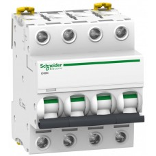 Автомат 4П 25А хар-ка C 6кА iC60N Acti9 Schneider Electric  A9F79425