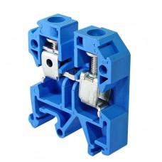 Зажим наборный ЗНИ-6мм2 JXB50А синий IEK  YZN10-006-K07