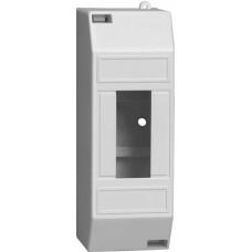 Корпус пластиковый КМПн 1/2 IP30 для 2 модульных автоматов наружной установки без крышки IEK