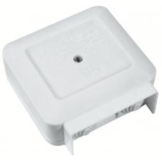 Коробка клемная 380В 40А 102х90х37мм IP44 с монтаж. пластиной и расп. лапками Schneider Electric