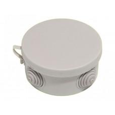 Коробка 85х40 IP55 4 ввода, круглая (150 шт кор)