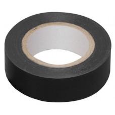 Изолента 0,13х15 мм черная 20 метров ИЭК  UIZ-13-10-K02