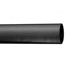 Труба гладкая жесткая ПНД d20 черная 100м IEK