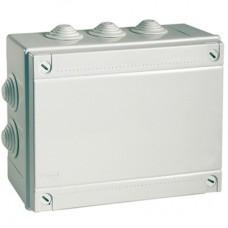 Коробка ответвительная с кабельными вводами IP55 150х110х70 ДКС  54000