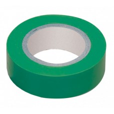 Изолента 0,18х19 мм зеленая 20 метров ИЭК
