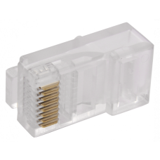 Разъём RJ-45 UTP для кабеля Cat 5e ITK ИЭК