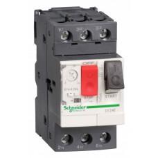 Автомат защиты двигателя 3П 2,5-4А 100кА 690В комбин расцепит кнопочный GV2 TeSys Schneider Electric  GV2ME08