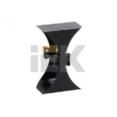 Канал-соединитель КМ43002 для установочных коробок (для коробки КМ40022) IEK