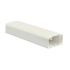Кабель-канал 90х50мм с перегородкой боковой и фронтальной крышками DKC  9500