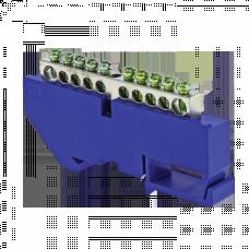 Шина N 6310 дин изолятор никель PROxima EKF