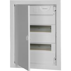 Корпус пластиковый КМПв 4/28 IP30 с металлической дверцей IEK