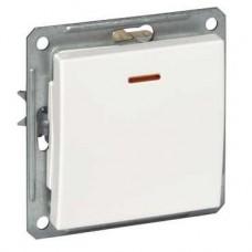Выключатель Вессен 59 1СП с/п 16А IP20 механизм белый  VS116-153-1-86