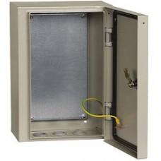 Корпус металлический ЩМП-1-0 74 IP54 395х310х220 IEK