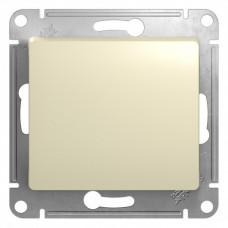 Выключатель Глосса 1СП б/п 10А IP20 механизм бежевый  GSL000211