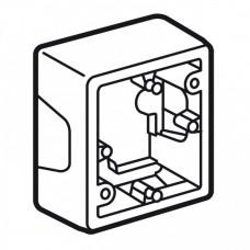 Коробка монтажная Валена 1ОП белый  776181