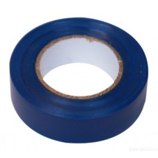 Изолента ПВХ 0,13х15мм синяя 10м IEK