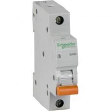 Автомат 1П 16А хар-ка C 4,5кА ВА63 Domovoy Schneider Electric  11203