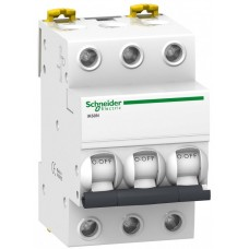 Автомат 3П 10А хар-ка C 6кА iK60 Acti9 Schneider Electric  A9K24310