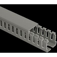 Кабель канал перфорированный 25х40 ИМПАКТ IEK  CKM50-025-040-1-K03