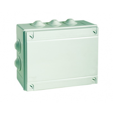 Коробка ответвительная с кабельными вводами IP55 100х100х50 ДКС  53800