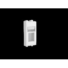Адаптер для Keystone Белое облако 1 мод Avanti DKC