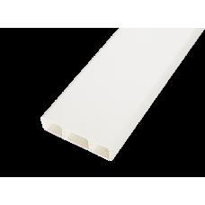 Кабель-канал 75х20х2000мм белый SPL  075001S