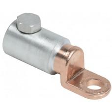 Наконечник АММН 120-185 до 1кВ медно-алюминиевый механический со срывными болтами IEK