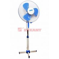 Вентилятор напольный DX-16 40Вт бело-синий REXANT