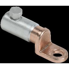 Наконечник АММН 10-35 до 1кВ медно-алюминиевый механический со срывными болтами IEK