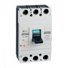 Автомат 3П 400/400А 42кА ВА-99М Basic EKF  mccb99-400-400m